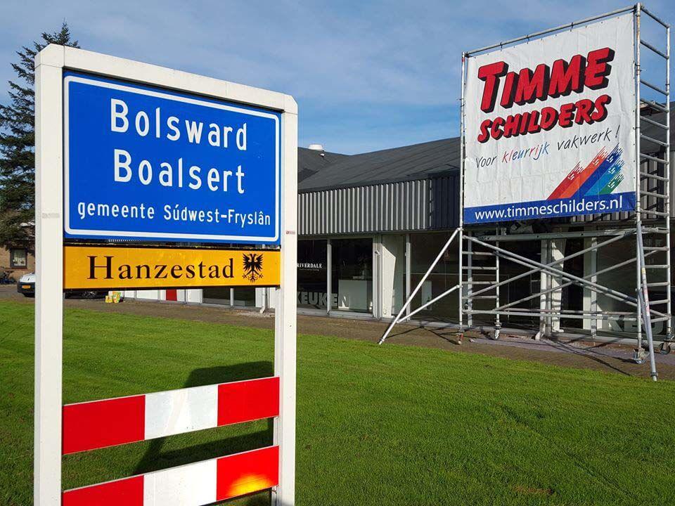 Timme Schilders BKB buitenschilderwerk