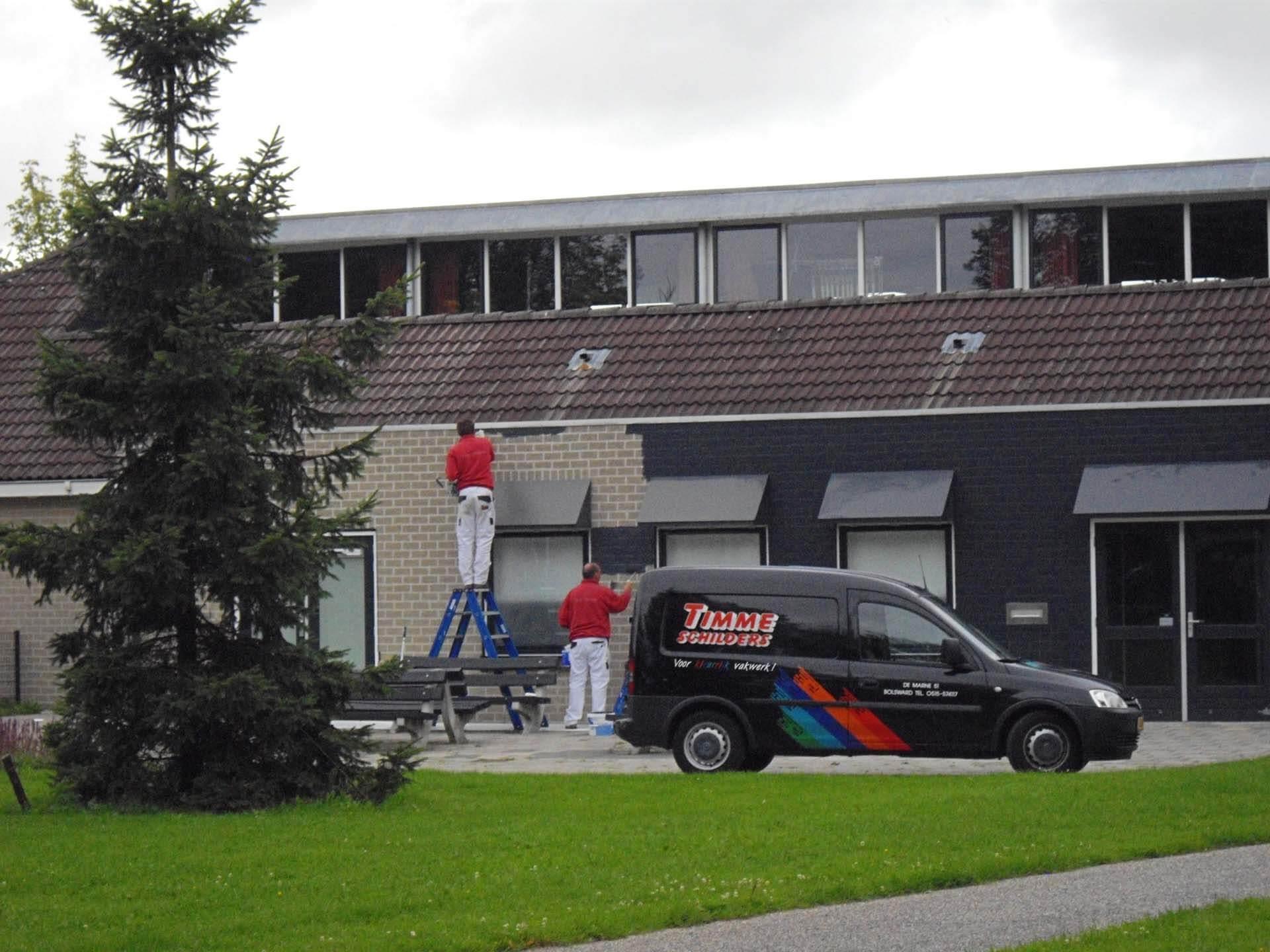 Timme Schilders Dorpshuis Goutum