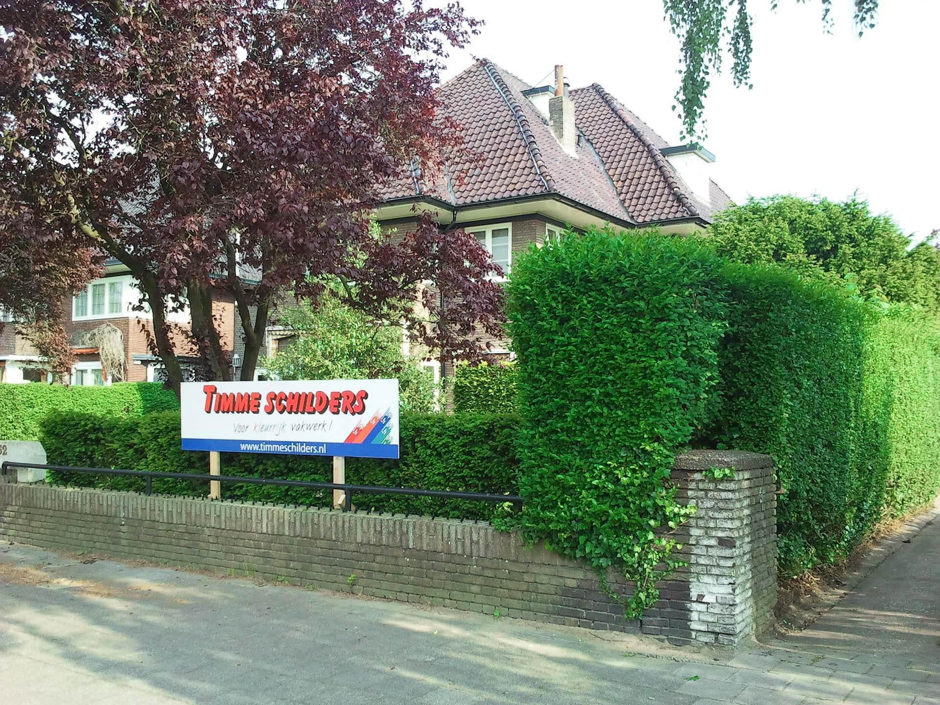 Timme Schilders Villa Harlingerstraatweg
