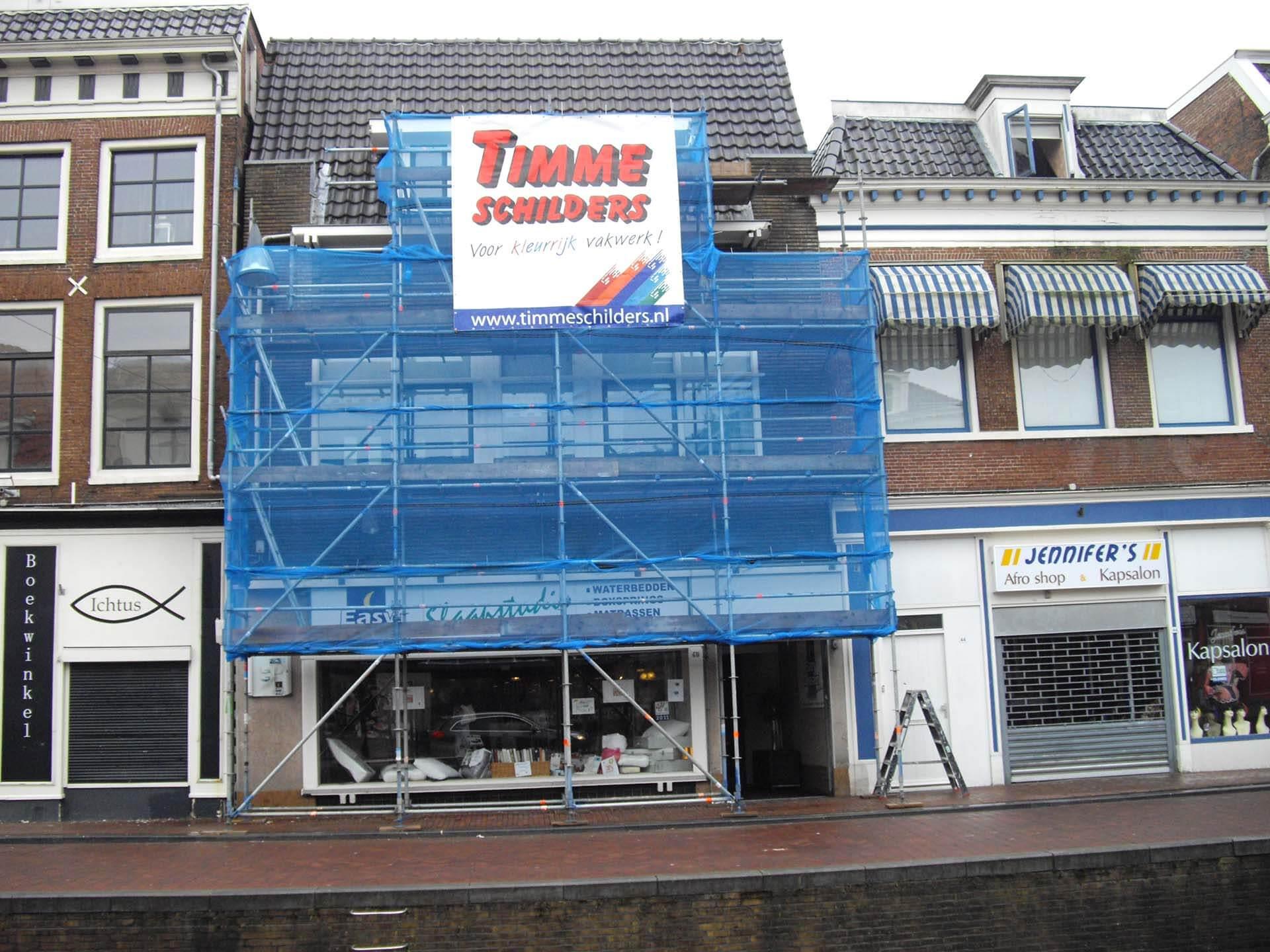 Timme Schilders Voorstreek Leeuwarden